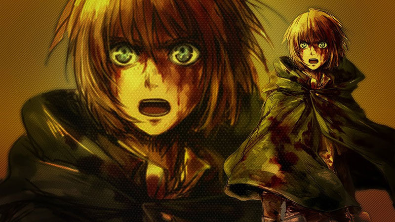Armin - Attack on Titan
