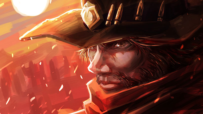 McCree game overwatch