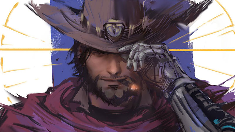 McCree overwatch wiki