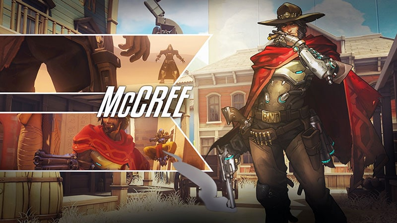 McCree overwatch