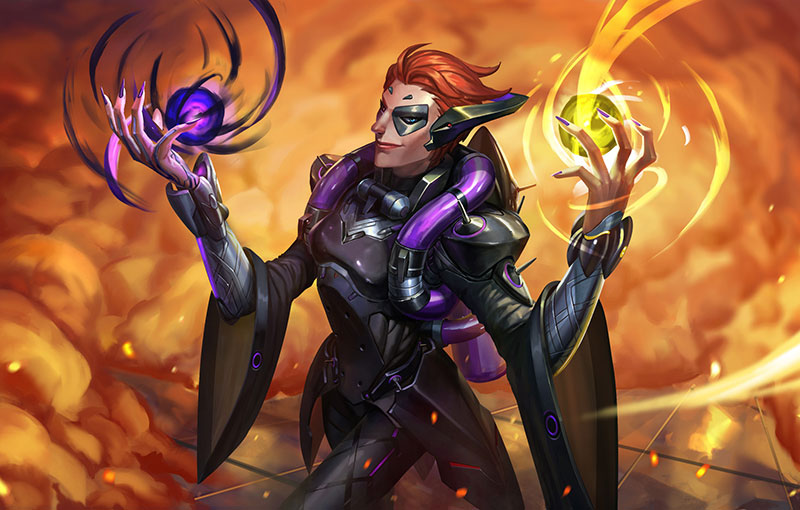 Moira game overwatch