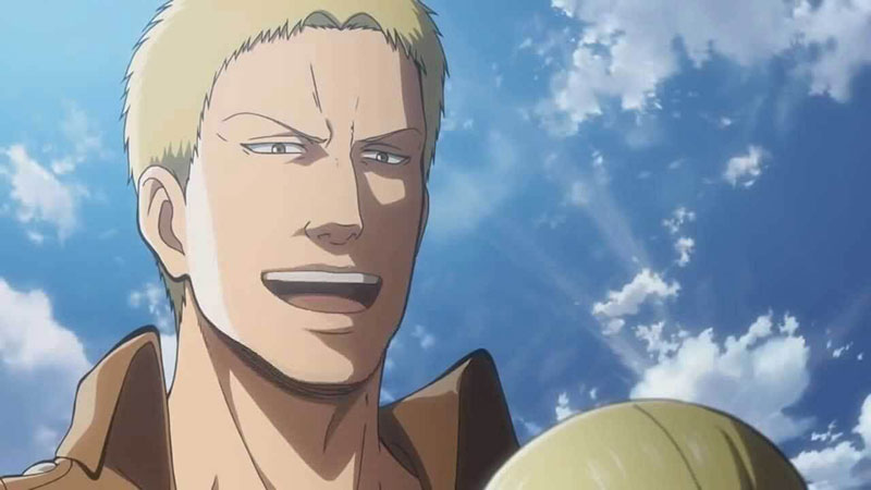 Reiner Braun - Attack on Titan