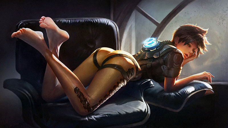 Tracer sexy