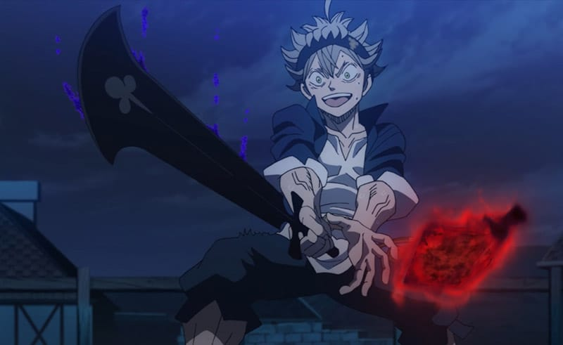 asta Demon-Destroyer Sword
