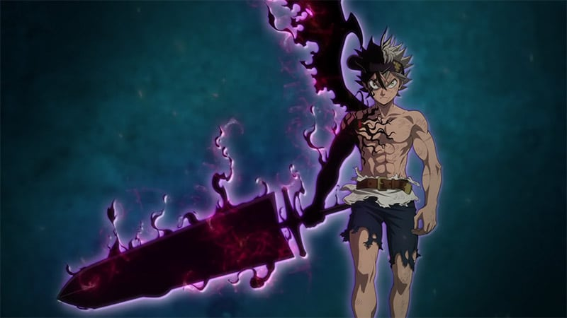 asta Demon-Slayer Sword