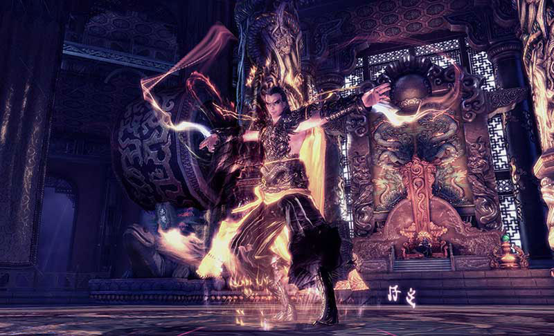 Mushin blade and soul
